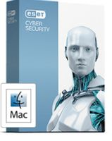 Cybersecurity for Mac, 3 användare,  2år, Renewal (förnyelse)