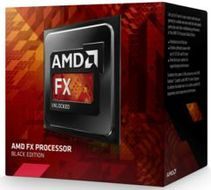 FX-8350 Black Edition, Socket-AM3+ Prosessor,  8-Core, 4.0GHz, 16MB, 125W, 32nm, inkl. Wraith kjøler