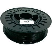 PLA PLASTIC 2.1KG 1.75MM BLACK