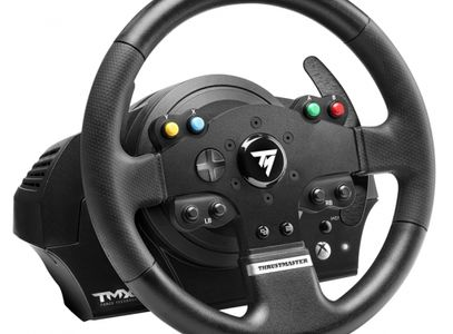 THRUSTMASTER RACINGWHEEL TMX FORCE FEEDBACK               IN ACCS (4460136)