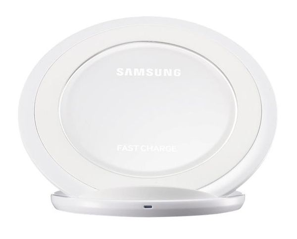 SAMSUNG Wireless Charger Stand White (EP-NG930BWEGWW)