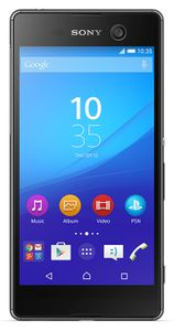 SONY Xperia M5 black Android Smartphone (1299-9540)