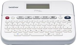BROTHER P-TOUCH D400VP LABEL PRINTER