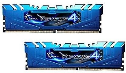 G.SKILL DDR4 8GB PC 3000 CL15 KIT (2x4GB) 8GRBB Ripjaws (F4-3000C15D-8GRBB)