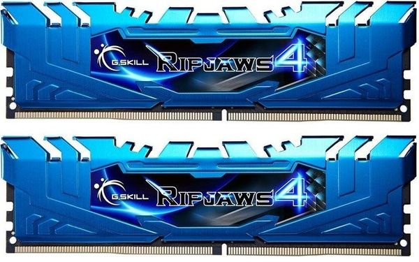 DDR4 8GB PC 3200 CL15 KIT (2x4GB) 8GRB Ripjaws