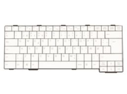 KEYBOARD WHITE WO TS US FUJ:CP474622XX                   IN BTOP