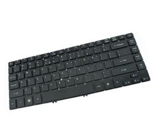Acer KEYBD.87K.BLACK.UK.W/ .SIL.FRAME (60.M2SN1.026)