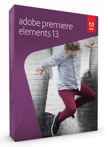 ADOBE PREMIERE ELEM V13 CLPE1 EN MP AOO LICENSE 1 USER IN (65234274AB01A00)