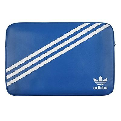 Laptop Sleeve 15 bluebird / white