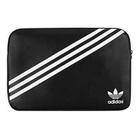 Laptop Sleeve 15 black / white