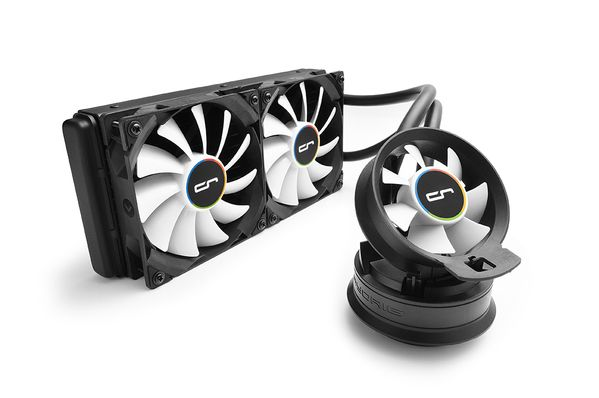 A40 Ultimate - Liquid Cooling System