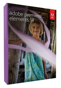 ADOBE Premiere Elements - (v 14 ) - medier - TLP - 0 punkter - DVD - Win, Mac - International English (65264070AD00A00)