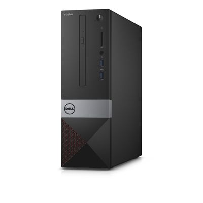 """Vostro 3250 SFF Intel Core i5-6400 (6M Cache, up to 3.30 GHz) 4GB (1x4GB) 1600MHz DDR3L 500GB SATA (7.2k rpm) 2.5"""" Integrated DVD RW Wireless 1707 + Bluetooth MS116 Optical Mouse Power Cord Win 7 Pro"""