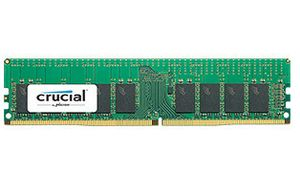 16GB DDR4 2400 MT/S (PC4-2400) CL17 DRX4 REGISTERED DIMM 288PIN