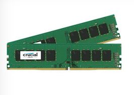 CRUCIAL DDR4 2x16GB 2133MHz CL15 Unbuffered DIMM (CT2K16G4DFD8213)