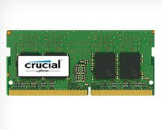 CRUCIAL memory SO D4 2133  8GB C15 K2 (CT2K4G4SFS8213)