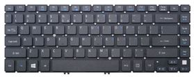 KeyBoard 87Ks Black Bul W8