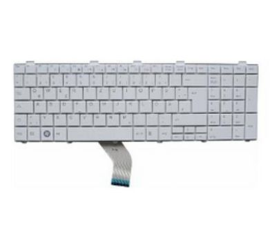 KEYBOARD NORWAY WHITE S26391F161B127                   NO BTOP