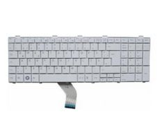 Keyboard (ICELANDIC) White