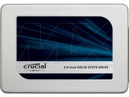 "Crucial® MX300 750GB 2.5"" SSD SATA 6GB/s, 530/ 510MB/ s read/ write,  7mm med adapter"
