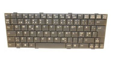 KEYBOARD NORWAY FUJ:CP512467XX                   NO BTOP