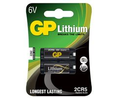 Batteri GP Ultra Plus_ Size 6LF22_ 9V (1p)