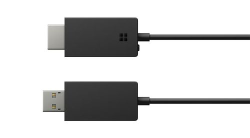 MICROSOFT Wireless Display Adapter V2 USB HDMI (DA/ FI/ NO/ SV) (P3Q-00004)