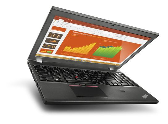 "ThinkPad T560 15,6"" Full HD Core i7-6600M, 8GB RAM, 256GB SSD,Win7 Pro/Win10 Pro"