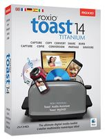 COREL TOAST 14 TITANIUM LICENSE 2500+ IN (LCT14TML5)