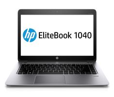 "EliteBook 1040 G3 - Ultrabook - Core i5 6200U / 2.3 GHz - Win 10 Pro 64-bitars - 8 GB RAM - 512 GB SSD - 14"" pekskärm 1920 x 1080 ( Full HD ) - HD Graphics 520 - NFC, 802.11ac, Bluetooth - med 3 års s"