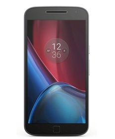 Moto G 4th Gen Plus Black