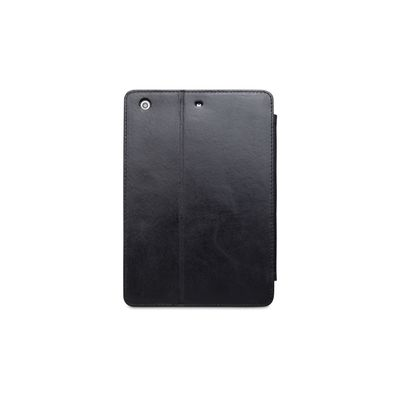 Leather folio Copenhagen 2 for iPad Air - Black