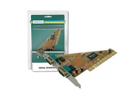 Con PCI Seriell DS-33001 2Port