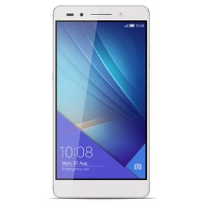 "HUAWEI 7 16GB Hvit 5.2"", 20MP/8MP"
