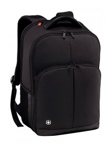 "Link 16"" Laptop Backpack Black"