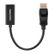 DELEYCON deleyCON DP to HDMI Adapter - 4K - black - 0,15m