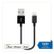 DELEYCON deleyCON Lightning to USB Cable - black - MFI - 0,, 15m