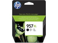 HP 957 XL Ink Cartridge Black (Extra High Yield)  3000 pages (L0R40AE#BGX)