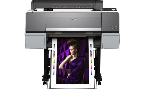 EPSON SureColor P7000 STD - 24 tommer, 11 patroner