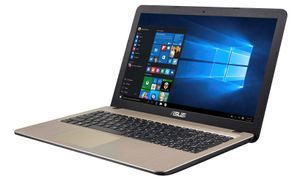X540LA-XX004T,  Notebook Intel® Core™ i3-4005U Prozessor (1,7 GHz) 4 GB DDR 3 39,6 cm (15,6 Zoll) Deutsch