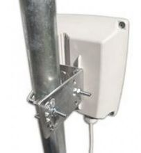 ALLNET Antenne 2, 4 GHz Flat Patch Outdoor 1T1R 9dBi N-Type (ANT-24-1T1R-PATCH-185)