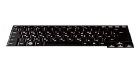 KEYBOARD BLACK BELGIUM FUJ:CP544128XX                   BE BTOP