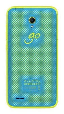 onetouch GO Play white/ lime green