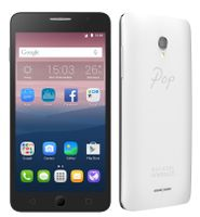 ALCATEL OneTouch 5022D vit (5022D BLACK)