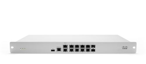 CISCO Meraki MX84 Cloud Managed Sec Appliance (MX84-HW)