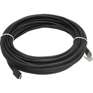 F7308 CABLE BLACK 8M 4PCS . ACCS