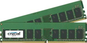32GB KIT(16GBX2) DDR4 2400 MT/S PC4-19200 CL17 DRX8ECC UDIMM288P