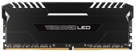 32GB (4-KIT) DDR4 3000MHz Vengeance LED Stunning White LED