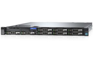 PowerEdge R430 E5-2603v4 4x3_5_ 8GB 1TB Bezel DVDRW On-BoardLOMQP PERCH330 iDRAC8 Exp 3YNBD