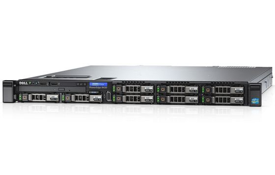 PowerEdge R430 E5-2609v4  8x2_5_ 16GB 300GB Bezel On-BoardLOMQP PERCH330 iDRAC8 Exp 3YNBD